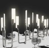 OLED照明面板案例