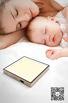 OLED N-Light一灯多用小夜灯