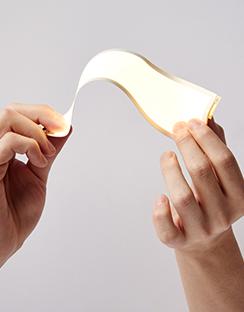 200mm*50mm柔性OLED照明面板[OLED光源]